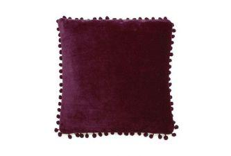 Cashmere Touch Cushion Mulberry