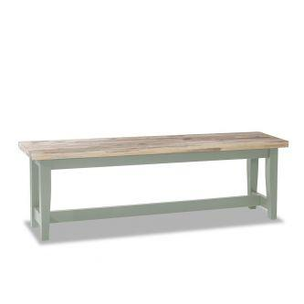 Florence Table bench 140cm -SAGE GREEN