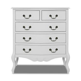 Juliette Shabby Chic Chest of drawers