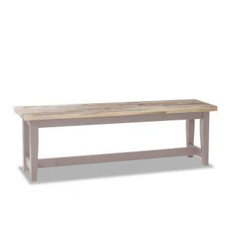 Florence Table Bench 140cm - Truffle
