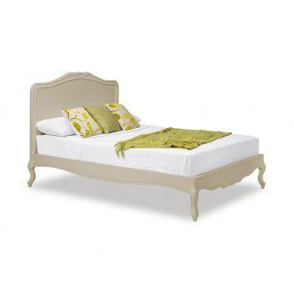 Juliette Champagne 6ft Super King Size Shabby Chic Wooden Bed Frame
