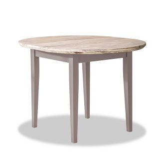 florence round extending table