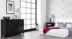 3 Ways to Style a Bedroom with Black Furniture
